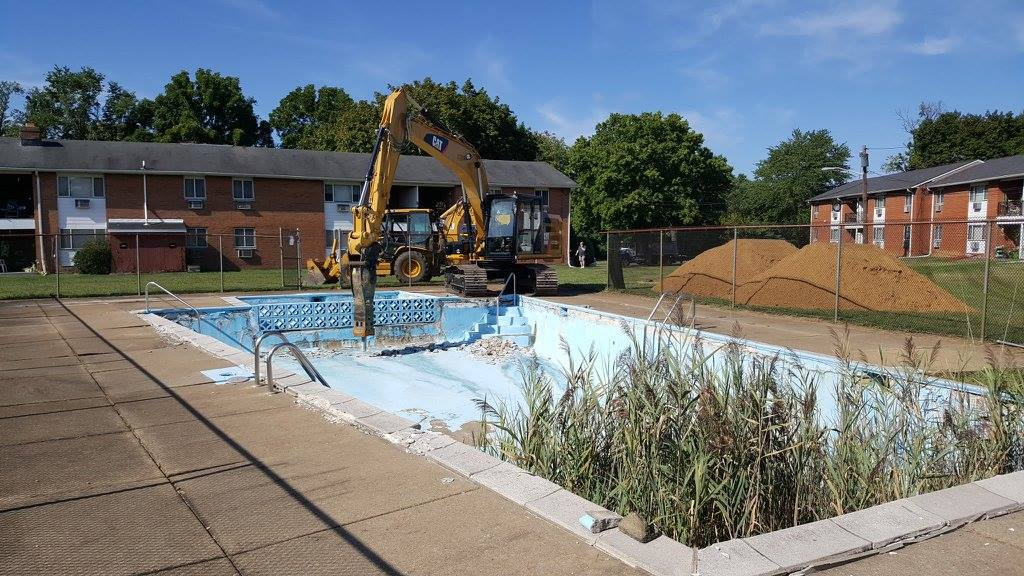 Pool Removal - What Homeowners Need to Consider Before Diving In